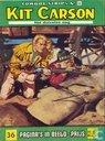 Comics - Kit Carson - Het duivelse oog