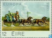 Timbres-poste - Irlande - Europe – Histoire postale