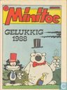 Bandes dessinées - Minitoe  (tijdschrift) - 1988 nummer  1