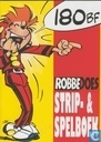 Comics - Spirou und Fantasio - Robbedoes strip- & spelboek