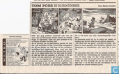 Comic Books - Bumble and Tom Puss - Tom Poes en de grootdoener