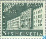 Postage Stamps - Switzerland [CHE] - Technical College