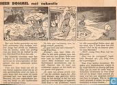 Strips - Bommel en Tom Poes - Heer Bommel met vakantie