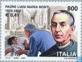 Postage Stamps - Italy [ITA] - Luigi Maria Monti