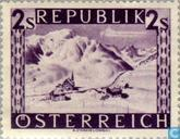 Postzegels - Oostenrijk [AUT] - Landschappen