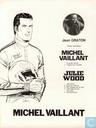 Strips - Michel Vaillant - De razende schim