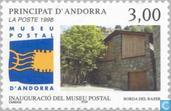 Postage Stamps - Andorra - French - Postal Museum