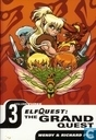 Bandes dessinées - Le Pays des elfes - The grand quest volume 3