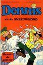 Bandes dessinées - Dennis [Ketcham] - de sneeuwhond