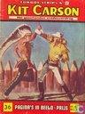 Comic Books - Kit Carson - Het geschonden verdrag