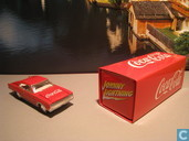 Modelauto's  - Johnny Lightning - Dodge Charger 'Coca Cola'