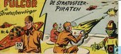 Comics - Fulgor - De stratosfeerpiraten