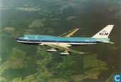 Aviation - KLM - KLM - 747-300 (01)