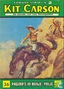 Comic Books - Kit Carson - De bende van Los Renegados