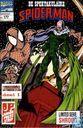 Strips - Spider-Man - ouderdom krijgt vleugels