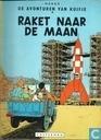 Bandes dessinées - Tintin - Raket naar de maan