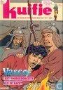 Comic Books - Vasco - Het voorgeborchte van de nacht
