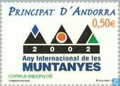 Postage Stamps - Andorra - Spanish - Year of Mountains