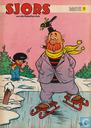 Strips - Sjors van de Rebellenclub (tijdschrift) - 1965 nummer  5