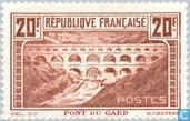 Postage Stamps - France [FRA] - Monuments and sites