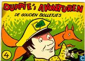 Bandes dessinées - Duppie's avonturen - De gouden bolletjes