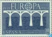 Postage Stamps - Spain [ESP] - Europe – Bridge