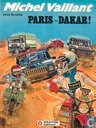 Strips - Michel Vaillant - Paris-Dakar!