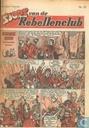 Strips - Sjors van de Rebellenclub (tijdschrift) - 1957 nummer  10