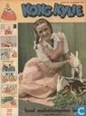 Strips - Kong Kylie (tijdschrift) (Deens) - 1949 nummer 38