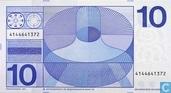 Billets de banque - Erflaters II - 1968 10 florins