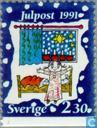 Postzegels - Zweden [SWE] - Kersttaferelen