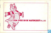 Bandes dessinées - Tom Pouce - Tom Poes en de watergeest