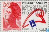 Philexfrance '89