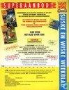 Bandes dessinées - Lambique - Suske en Wiske Clubblad 1