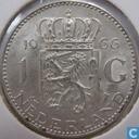 Munten - Nederland - Nederland 1 gulden 1966