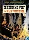 Bandes dessinées - Jerry Spring - De Eenzame Wolf + Mijn vriend Red