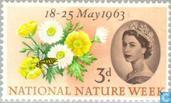 Postage Stamps - Great Britain [GBR] - National Nature Week