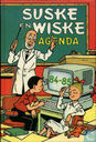 Bandes dessinées - Bob et Bobette - Agenda 84-85