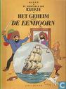 Comic Books - Tintin - Het geheim van de Eenhoorn