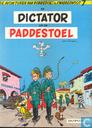 Strips - Robbedoes en Kwabbernoot - De dictator en de paddestoel