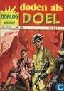 Comic Books - Oorlog - Doden als doel