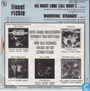 Vinyl records and CDs - Richie, Lionel - All night long
