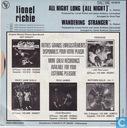Schallplatten und CD's - Richie, Lionel - All night long