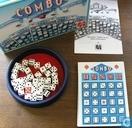 Brettspiele - Lotto (cijfers) - Combo  -  Bingo met dobbelstenen