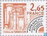 Postage Stamps - France [FRA] - Castle of Tarascon