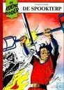 Comics - Roland der Ritter - De spookterp