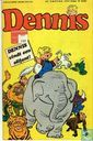 Comic Books - Dennis the Menace - een olifant
