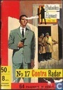 Comic Books - Geheim Agent - No. 17 contra Radar