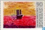 Timbres-poste - Suède [SWE] - Peintures