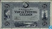 25 gulden Nederland 1927
